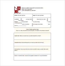 career plan worksheet co career plan worksheet