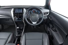 Toyota Yaris (2018) Specs and Pricing - Cars.co.za