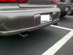 2000 Chevrolet Malibu 3.1L Exhaust - Chevy Malibu Forum: Chevrolet ...