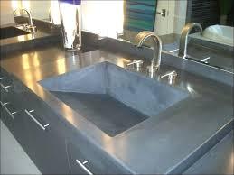 diy concrete countertops outdoor kitchen concrete