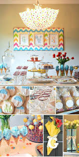 Sprinkle Themed Baby Shower  Home Party Theme IdeasBaby Shower Sprinkle Ideas