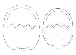 Easter Templates Printable Templates Easter Baskets Download Them Or Print