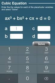 solve cubic equation casio calculator jennarocca