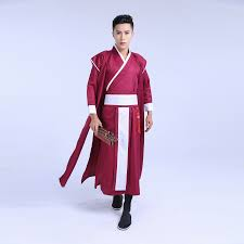Ancient Chinese Clothing Designs Us 36 78 47 Off 2017 Ancient Chinese Costume Men Stage Performance Outfit For Dynasty Men Hanfu Costume Satin Robe Chinese Traditional Dress Men In