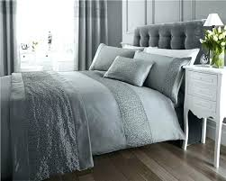 grey king duvet chambray sheets size covers super upgrade order to cover and pillowcases set grey king duvet