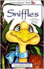 Robin James Illustrator Buy Sniffles Serendipity Book Robin James Illustrator Stephen