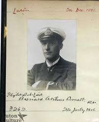 Captain Bernard Arthur Smart | Great War Stories