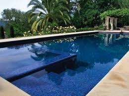 Rectangular Pool Designs Tropical Swimming And Hot Tub Modern