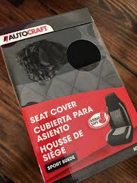 two autocraft seat cover sport suede ac2025r new in box for in norfolk va offerup