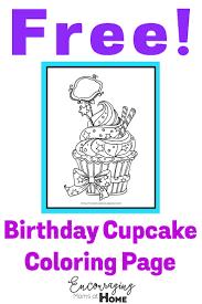 Celebrate Birthdays With This Beautiful Cupcake