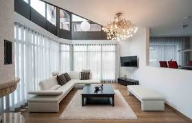 living room furniture trends black
