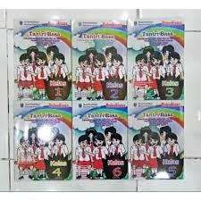 4 warna warna cover : Buku Tantri Basa Jawa Kelas 1 2 3 4 5 6 Sd Shopee Indonesia