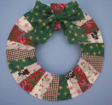 How To Make Christmas Fabric Snowflakes  Christmas Fabric Fun Christmas Fabric Crafts To Make