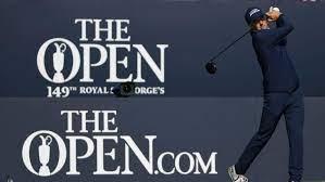 Jordan Spieth near top of British Open ...