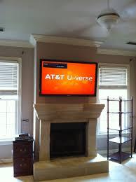 TVs Over Fireplace Unisen Media LLC - HD Wallpapers
