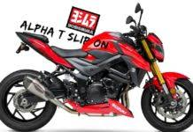 2018 suzuki 750.  2018 2018 suzuki gsx s750 yoshimura alpha t slip on vs stock intended suzuki 750