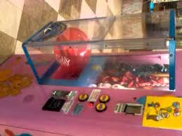 Helium Balloon Vending Machine Interesting Helium Air Balloon Vending Machine By Mainlinelondon