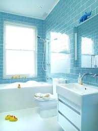 Beautiful subway tile bathroom remodel renovation Basement Bathroom Decorative Tile In Decor Bathroom Renovations Pinterest Beautiful Subway Tile Bathroom Remodel And Renovation Blue Makeover