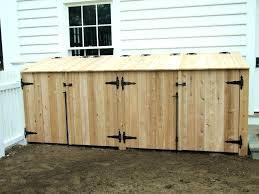trash can storage shed large outdoor trash cans bin storage box cool trash cans outdoor trash trash can storage shed outdoor