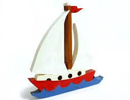1 puzzle sailboat
