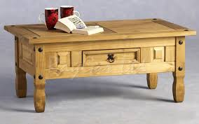 Mexican Pine Coffee Table Corona Coffee Table Coffee Tables Thippo