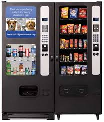 Fundraising Vending Machines Beauteous Vending 48 Pets The Charitable Way To VendVending