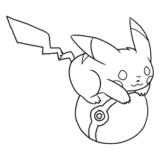 Coloring Page Pokemon Free Coloring Page To Print And Color Pokemon