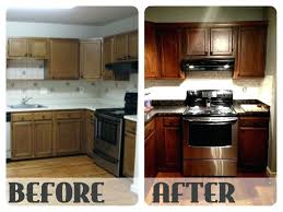 kitchen painting cabinets without stripping plus how to refinish as well paint cabinet door