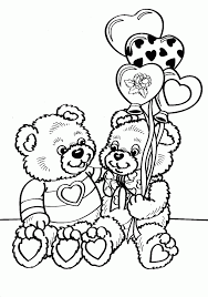 Small Picture Disney Happy Valentines Day Coloring Coloring Pages