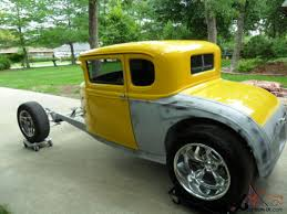 FORD COUPE PRO STREET