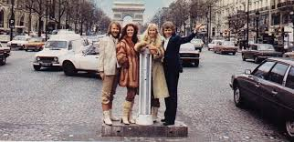 Image result for abba paris