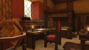Interior Design Medieval