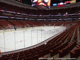 Honda Center View From Plaza Level 212 Vivid Seats