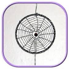 Spider Web Dream Catcher Best Spider Web Dreamcatcher Tutorial