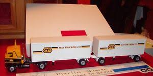 May Trucking Company Details About May Trucking Company Doubles Winross Truck
