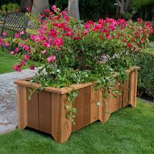 Amazing wooden garden planters ideas try Pallet Wooden Flower Planters 26 Best Planter Box Ideas Images On Pinterest Herb Garden Planter Portandamandivingnet Think Ill Try To Make Some Of These Too Craft Ideas Wooden Flower