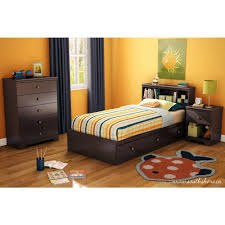 twin storage bed. South Shore Zach Twin Storage Bed