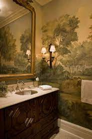 Scenic Mural Wallpaper by Susan Harter ...