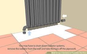 image titled lay a ceramic or porcelain tile floor step 11