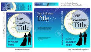 eye catching book cover design stock vector 22018678