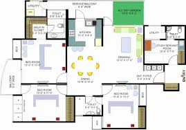 2 floor indian house plans luxury 2 bhk house layout plan lovely ranch house plan draw