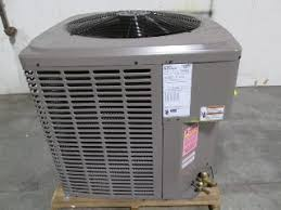 york lx series air conditioner. brand: york lx series r-410a outdoor split-system central air conditiong unit, 14.5 seer, 3.5 ton model: ycjf42s41s1a specifications: 208-230 v, 60 hz, lx conditioner