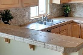 tile counter tops refinishing countertops diy bathroom in kitchen