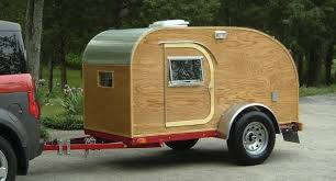how to build a teardrop camper pics