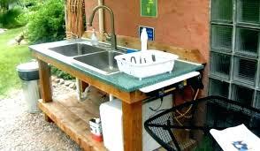 outside sink outdoor kitchen sink outdoor kitchen sink station incredible outdoor kitchen sink station beautiful design