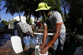 Cape Town Drought City Beyond Point Of No Return And Will Run Out