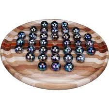 Wooden Game With Marbles Wood Games Ode to Wood 86