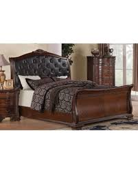 Tufted upholstered sleigh bed Signature Design Coaster Furniture Maddison Tufted Upholstered Sleigh Bed 202261kw People Spectacular Deals On Coaster Furniture Maddison Tufted Upholstered