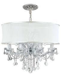 chrome drum chandelier elegant best crystal chandeliers images on crystal for drum chandelier with crystals drum carina chrome finish drum shade crystal