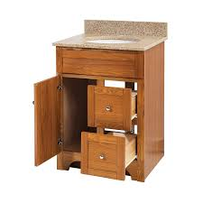 com foremost wroa2421d worthington 24 inch oak bathroom vanity home improvement